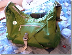 green gym bag 2