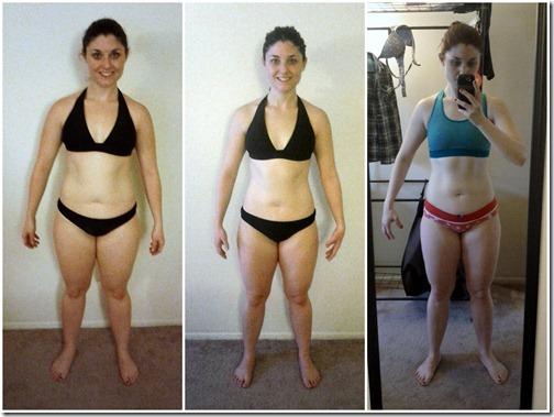 2013 fitness progress