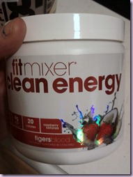 fit mixer clean energy