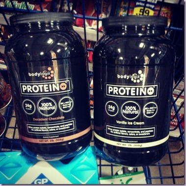 body logix protein powder