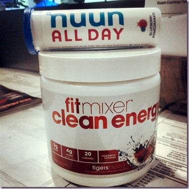 nuun and fit mier clean energy