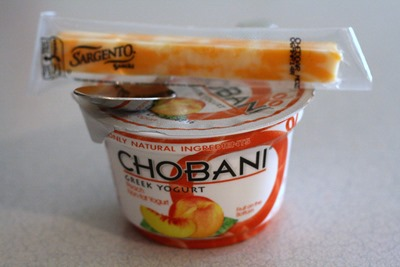 chobani cheese snack